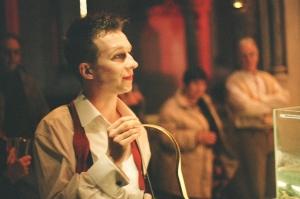 Jeremy Legat as Cupid