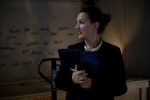 Kate Russell Smith; photo Jamie Smith